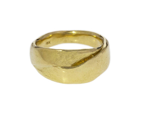 Gold Wrap Ring - TWISTonline