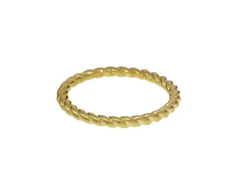 Yellow Gold Endless Band - TWISTonline