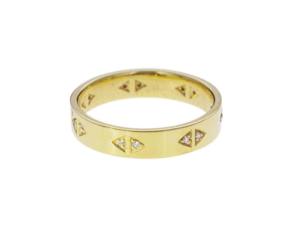 Maurelle Diamond Band - TWISTonline