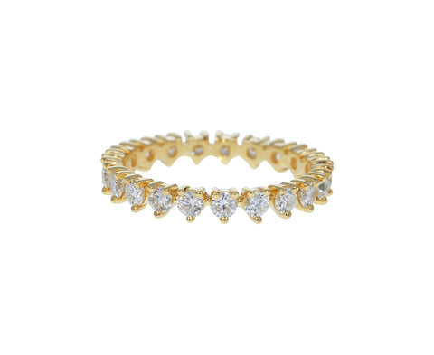 Geren Diamond Eternity Ring - TWISTonline