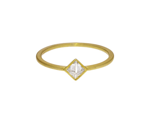 Piero Princess Diamond Solitaire - TWISTonline