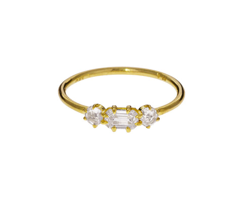 Diamond Solana Ring - TWISTonline