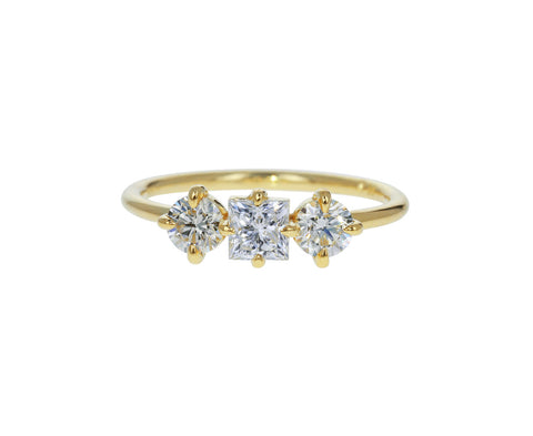 Trilogy Diamond Ring