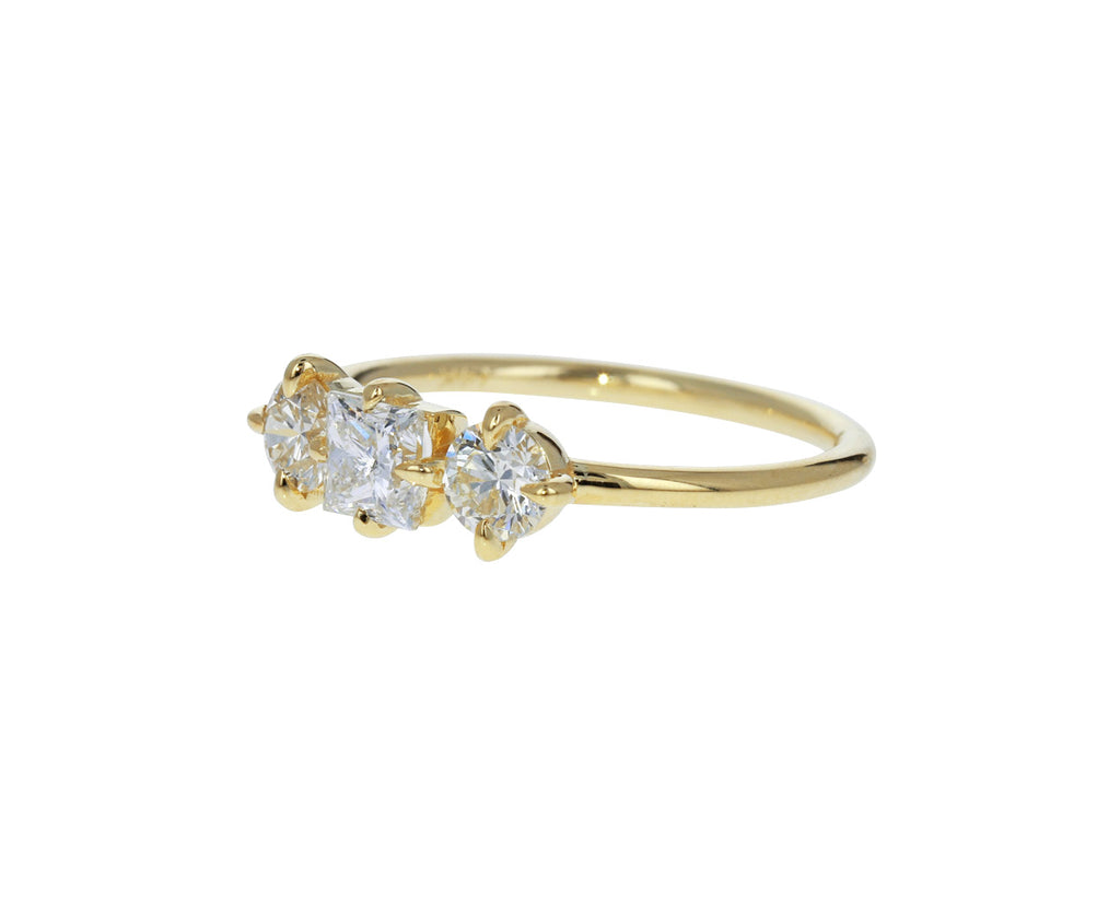 Trilogy Diamond Ring - TWISTonline