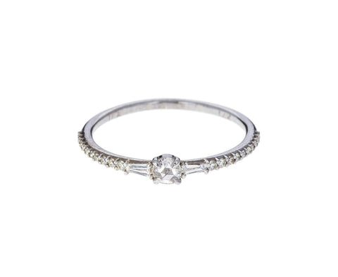 Petite Diamond Parson Ring - TWISTonline