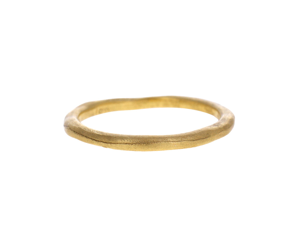 Super Thin Gold Band