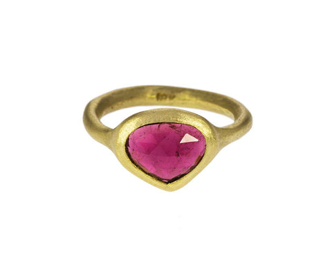 Wine Tourmaline Ring - TWISTonline
