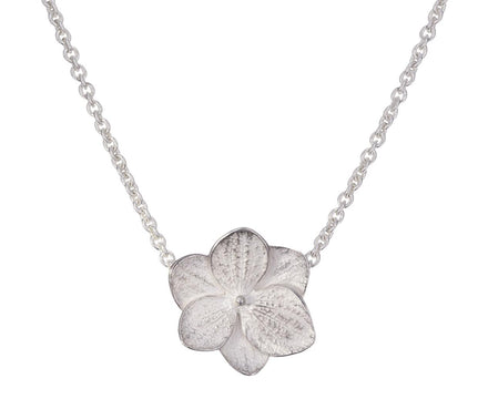 Hydrangea Twin Pendant Necklace - TWISTonline