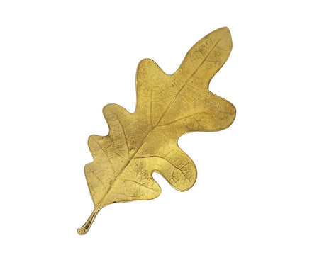 Gold Oak Leaf Pin - TWISTonline