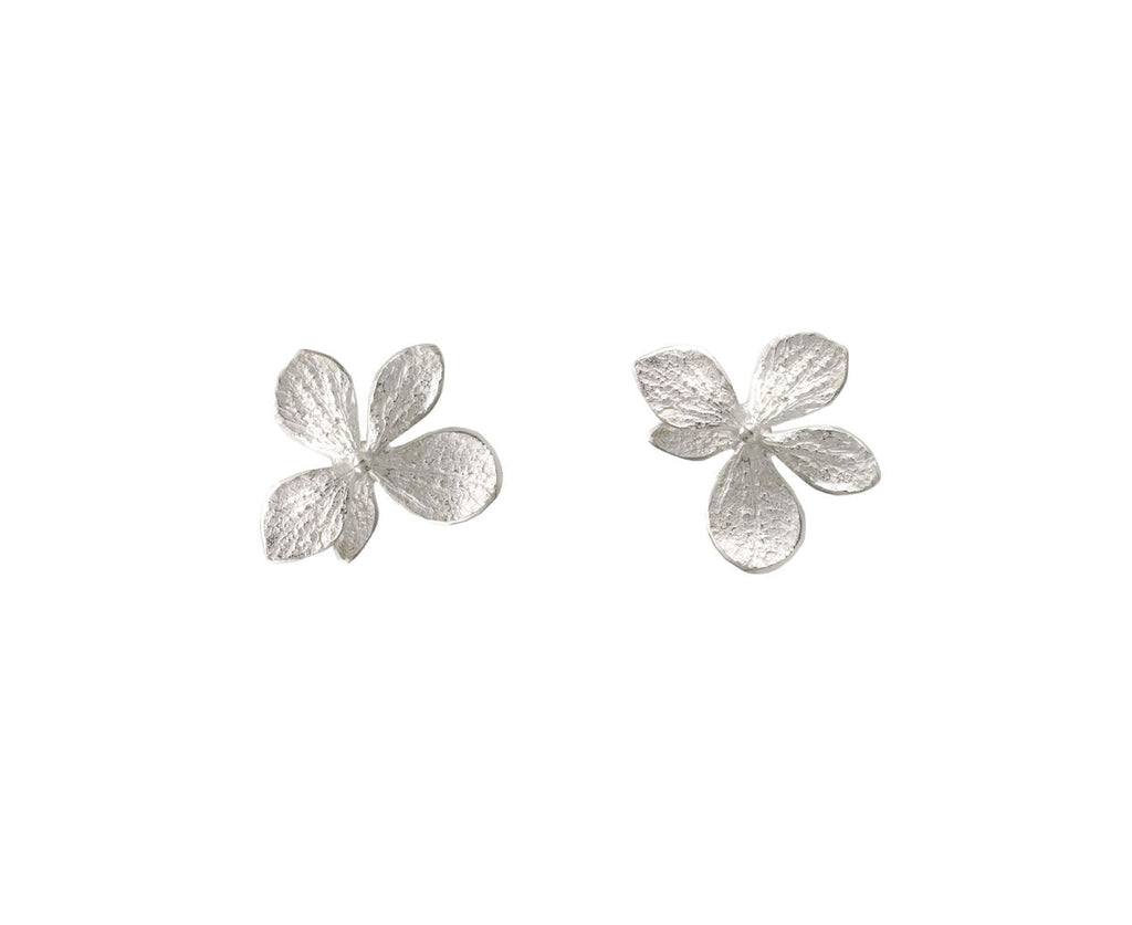 Single Hydrangea Earrings - TWISTonline
