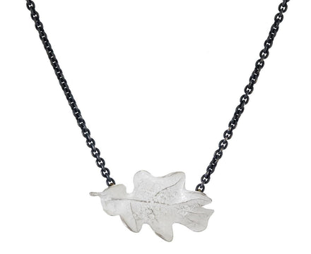 Oak Leaf Necklace - TWISTonline