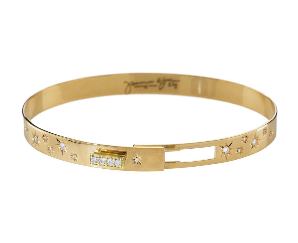 Limited Edition Star Set Slider Cuff Bracelet - TWISTonline
