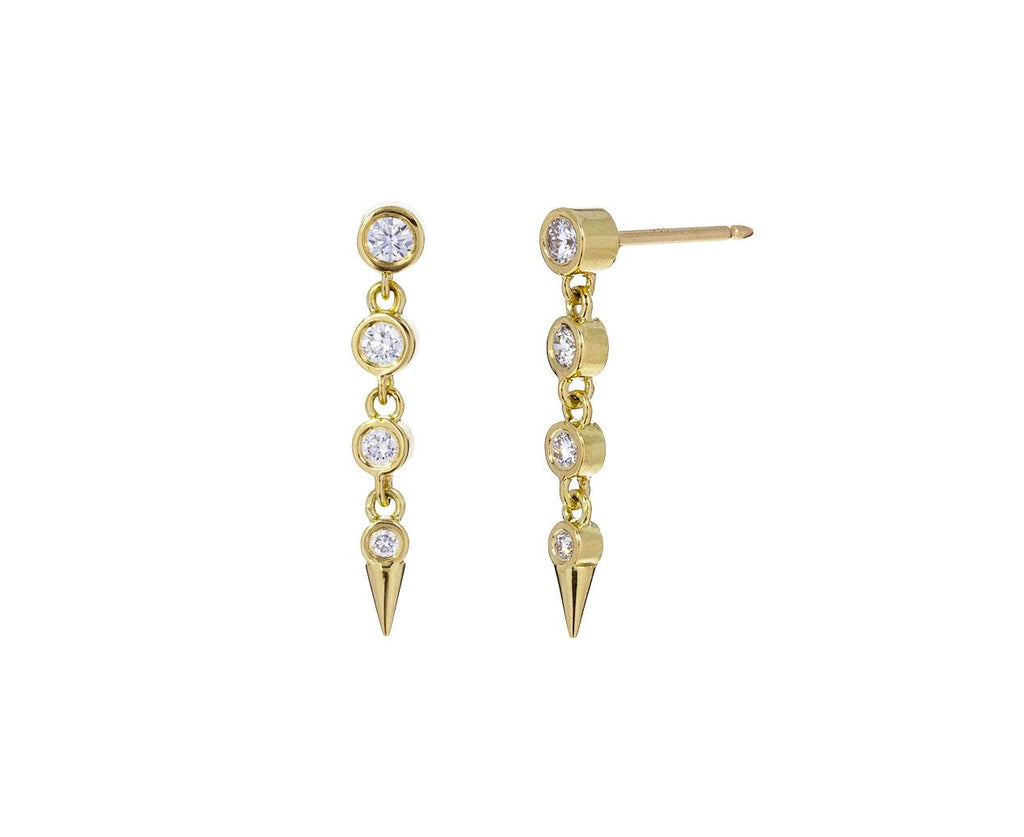 Diamond Privé Cone Drop Earrings - TWISTonline
