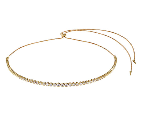 Diamond Prive Luxe Slider Necklace - TWISTonline