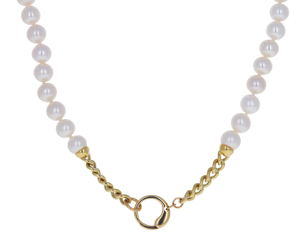 Pearl Toujour Necklace