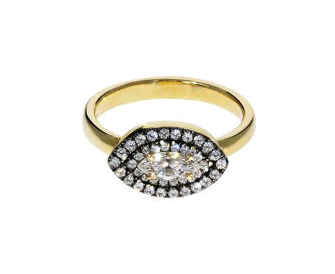 Prive Marquis Diamond Ring