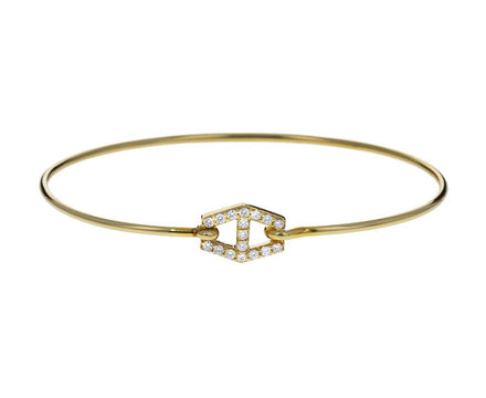 Diamond Closure Prive Closed Bangle - TWISTonline
