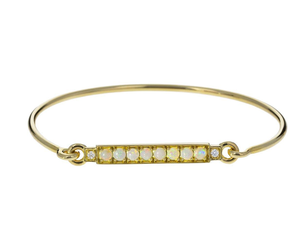 Opal and Diamond Bar Privé Bracelet - TWISTonline