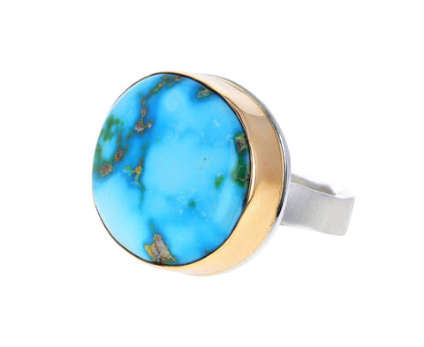 Sonoran Mountain Turquoise Ring