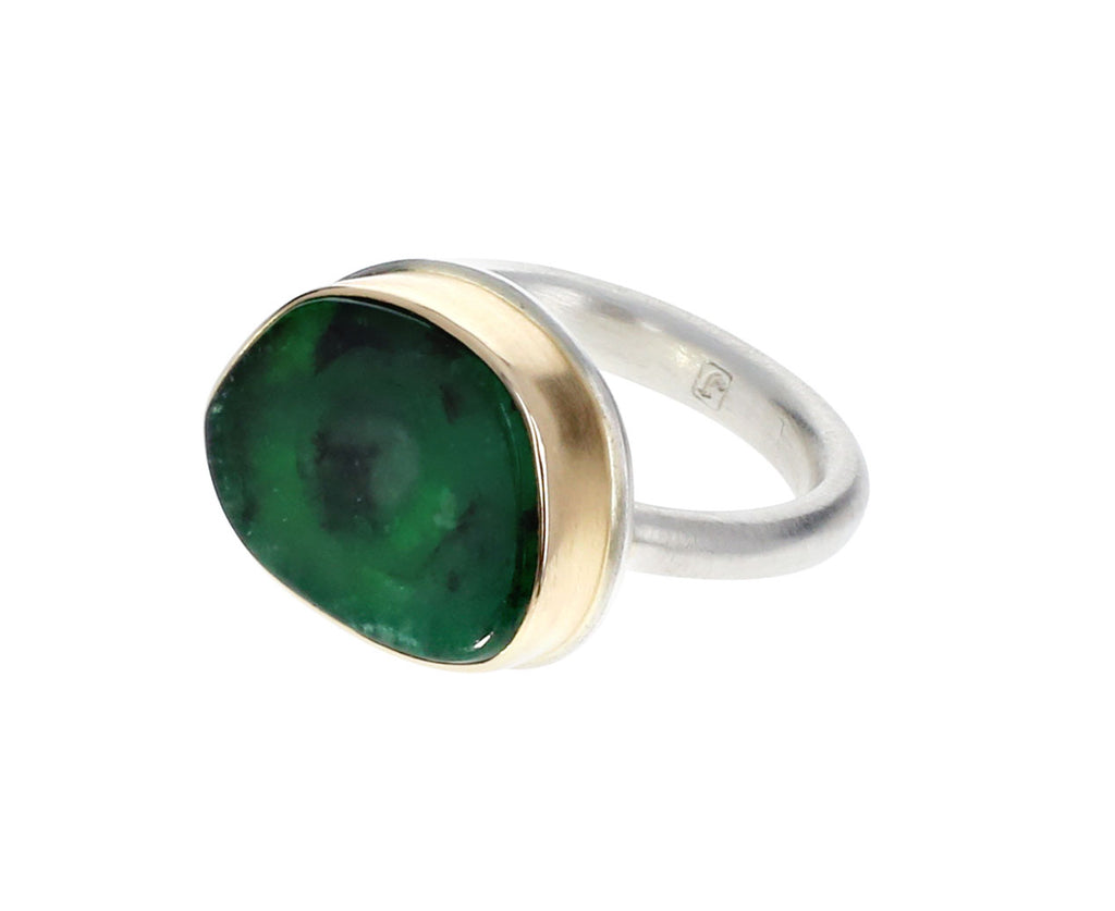 Emerald Slice Ring - TWISTonline