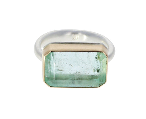 Pale Emerald Ring