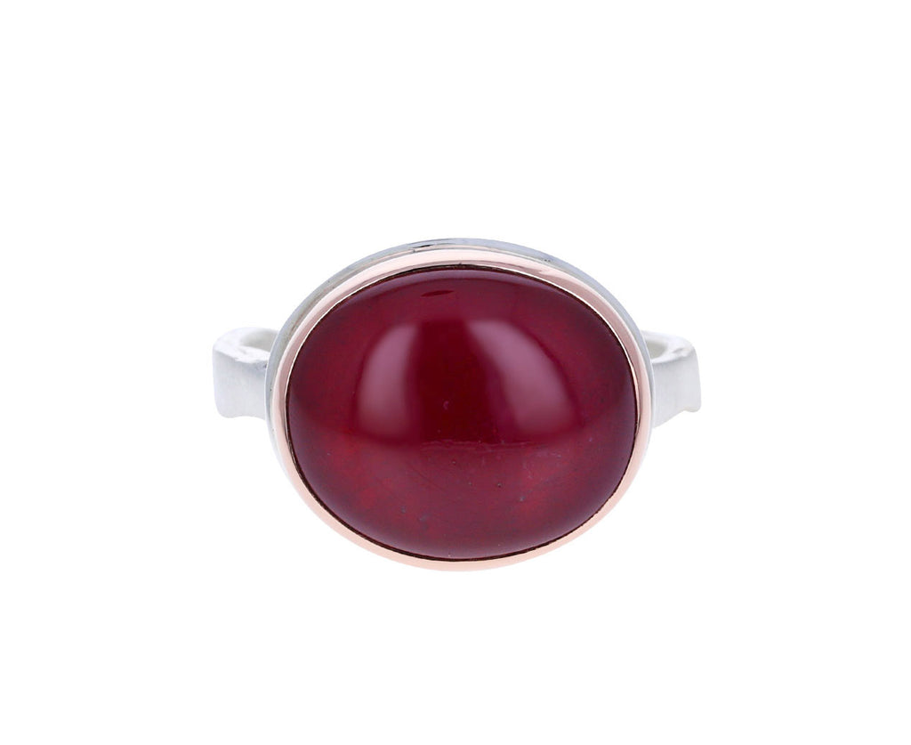 African Ruby Ring