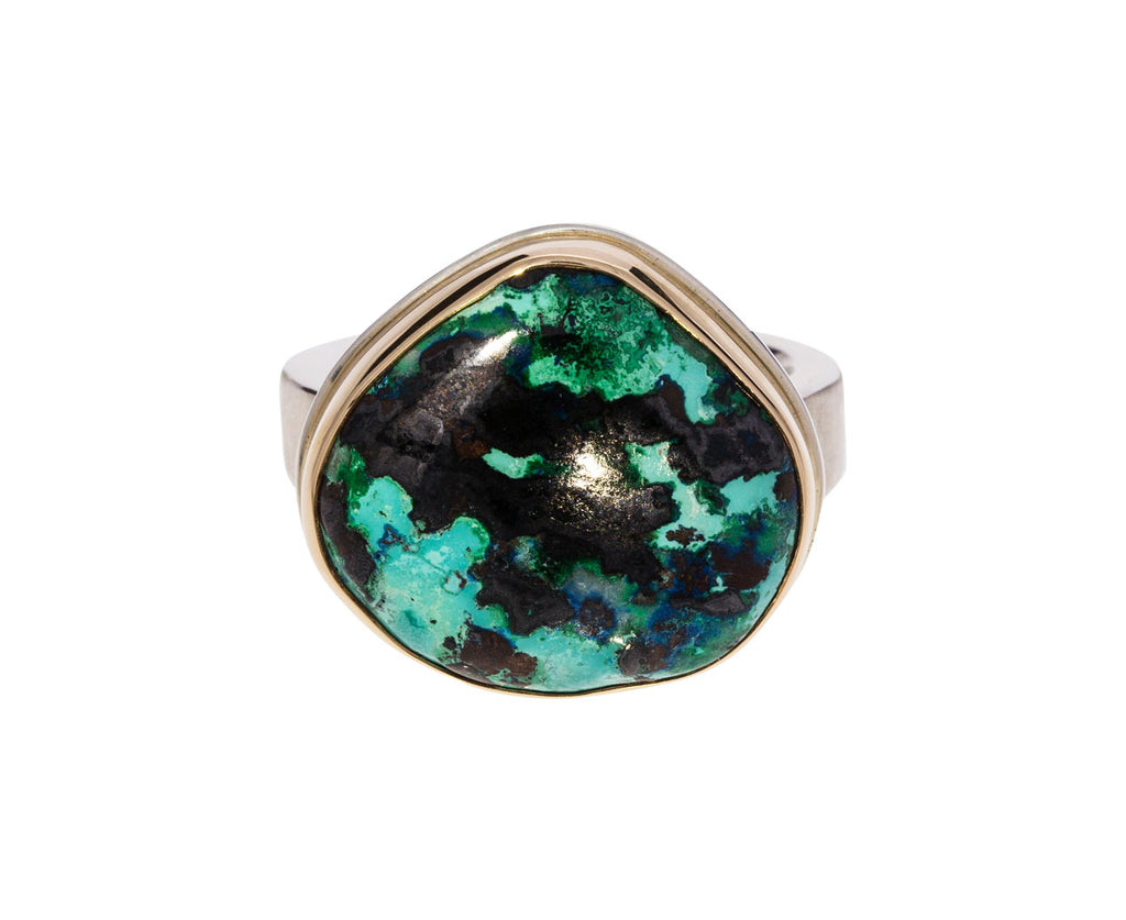 Chrysocolla Ring - TWISTonline