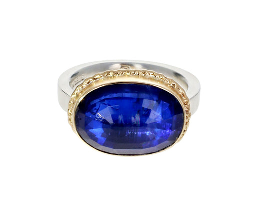 Oval Kyanite Ring - TWISTonline