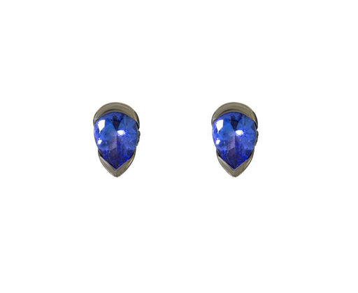 Medium Tanzanite Bloom Earrings - TWISTonline