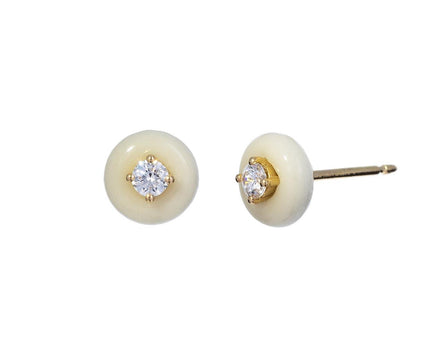 Diamond Orbit Earrings - TWISTonline