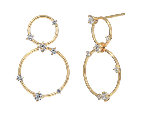 Diamond Circus Earrings - TWISTonline