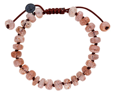 Sunstone Beaded Bracelet - TWISTonline