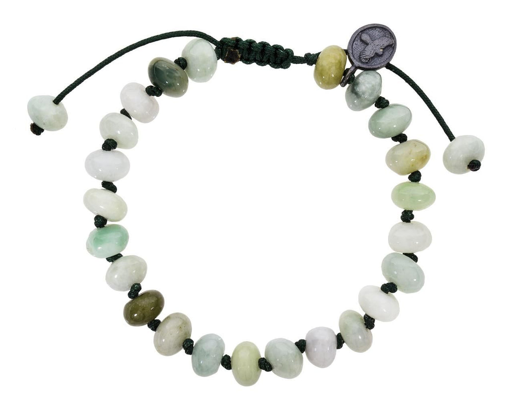 Beaded Jade Bracelet - TWISTonline
