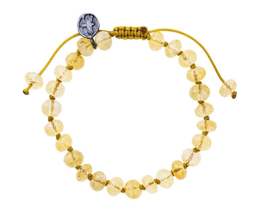 Citrine Beaded Bracelet - TWISTonline