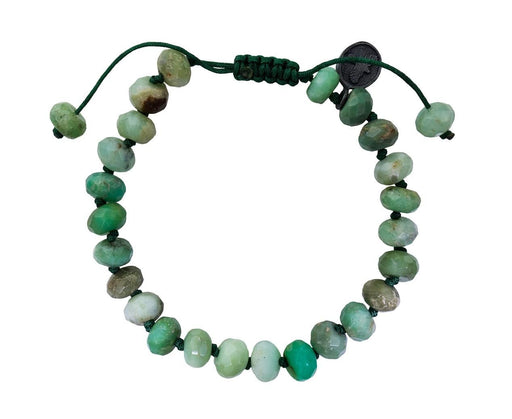 Chrysoprase Beaded Bracelet - TWISTonline