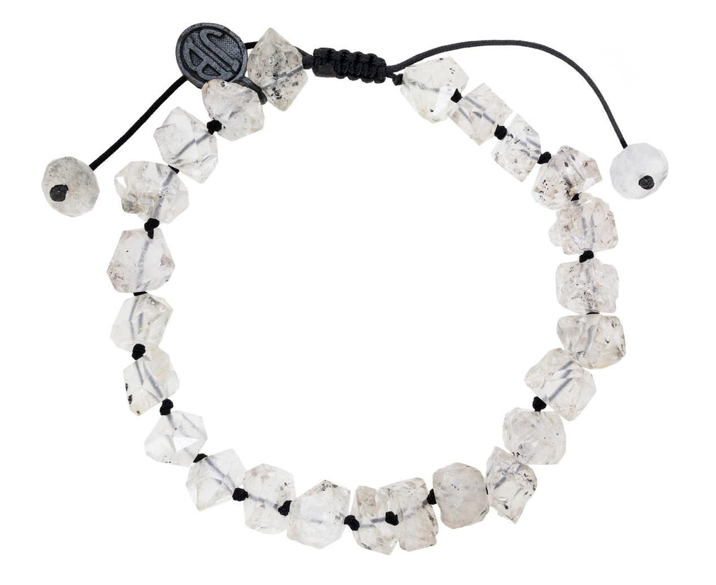 Herkimer Diamond Crystal Bracelet zoom 1_joseph_brooks_herkimer_diamond_large_beaded_brac