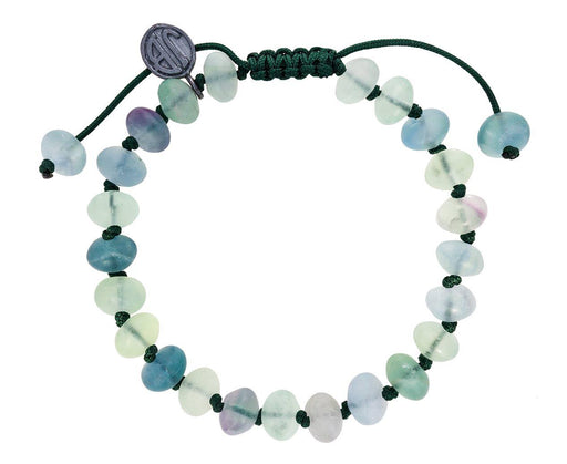 Flourite Beaded Bracelet - TWISTonline