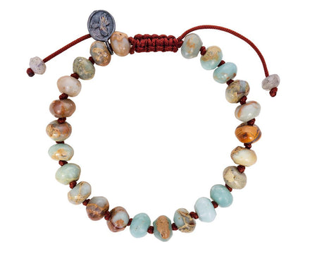 Impression Jasper Beaded Bracelet - TWISTonline