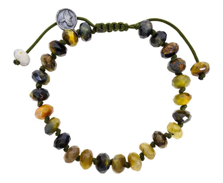 Beaded Pietersite Bracelet - TWISTonline