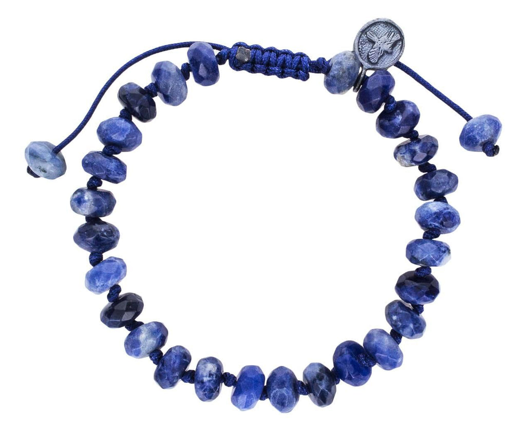 Sodalite Beaded Bracelet zoom 1_joseph_brooks_sodalite_beaded_bracelet