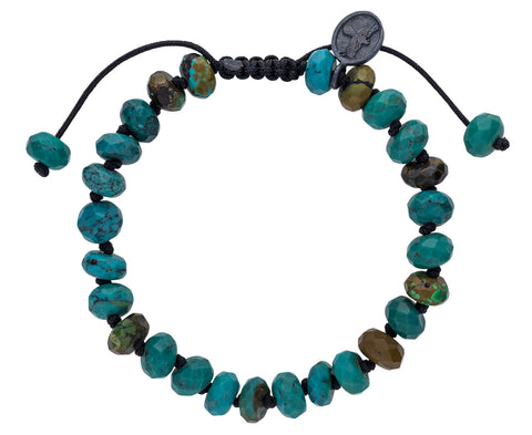 Arizona Turquoise Beaded Bracelet - TWISTonline