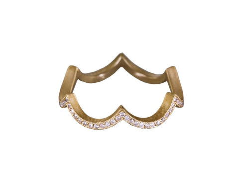 Diamond Small Cloud Band - TWISTonline
