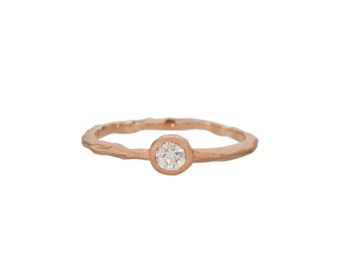 Diamond Solitaire Ring - TWISTonline