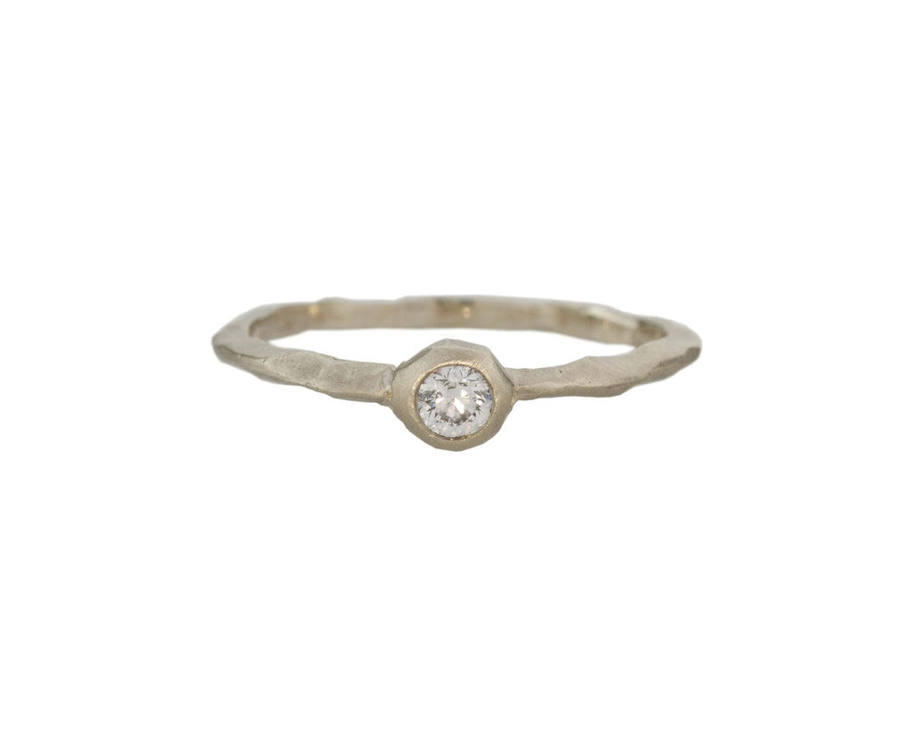 Diamond Solitaire Ring zoom 1