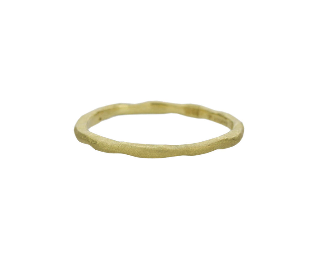 Yellow Gold Band - TWISTonline