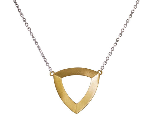 Gold Trilogy Pendant Necklace - TWISTonline
