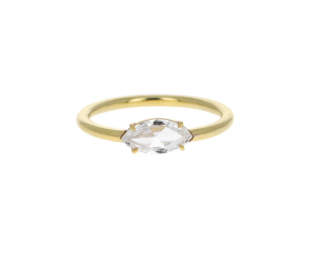 Marquise Diamond Solitaire
