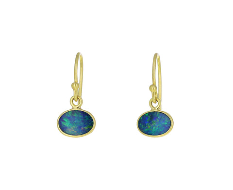 Opal Horizontal Earrings