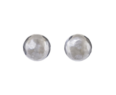 Silver Snow Earrings - TWISTonline