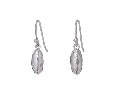 Silver Pebble Earrings - TWISTonline